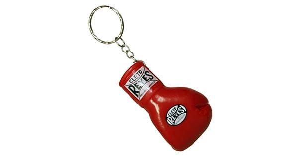 Amazon.com: Cleto Reyes guante de boxeo llavero de goma ...