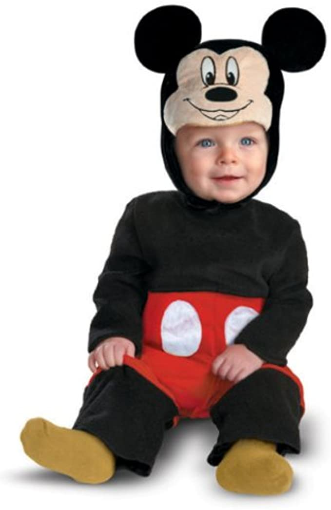 Baby Boys' Mickey Mouse My First Disney Costume