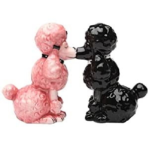 Turkey Ceramic Magnetic Salt and Pepper Shakers Collection Set by Pacific Trading