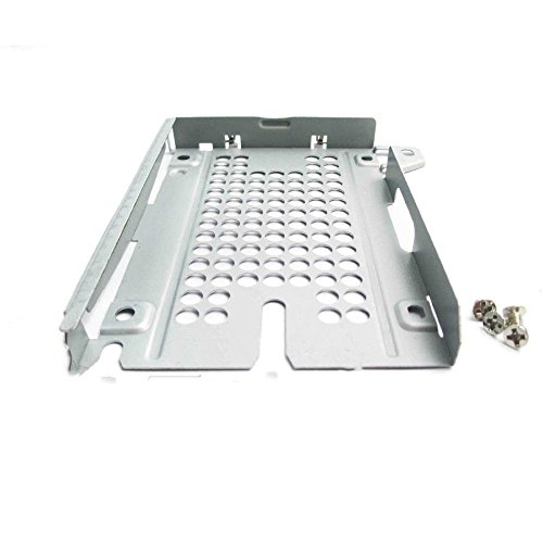Gotor Hard Disk Drive HDD Mounting Bracket Caddy Case Holder Cage With Screws for PS3 PlayStation 3 2000 2500 (Two 160gb Hard Drives)
