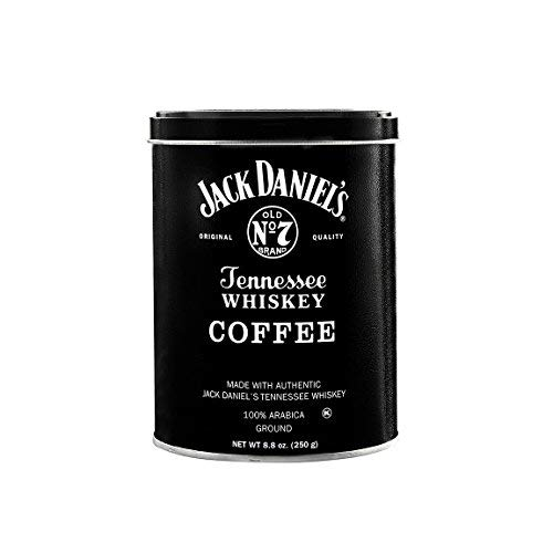 Jack Daniels Pack - Jack Daniel's Tennessee Whiskey Ground Coffee (8.8oz)