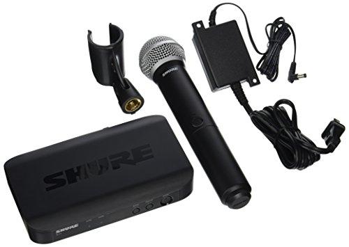 Shure BLX24 PG58 H9 Wireless Microphone