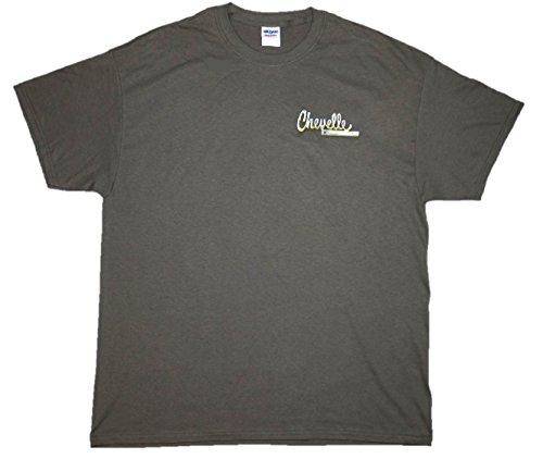 Chevelle Car (GM Chevrolet Chevelle Classic Car Lineup Automobile T-Shirt Tee Select Shirt Size:)
