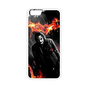 The Joker iPhone 6 4.7 Inch Cell Phone Case White DIY Gift xxy002_0386532