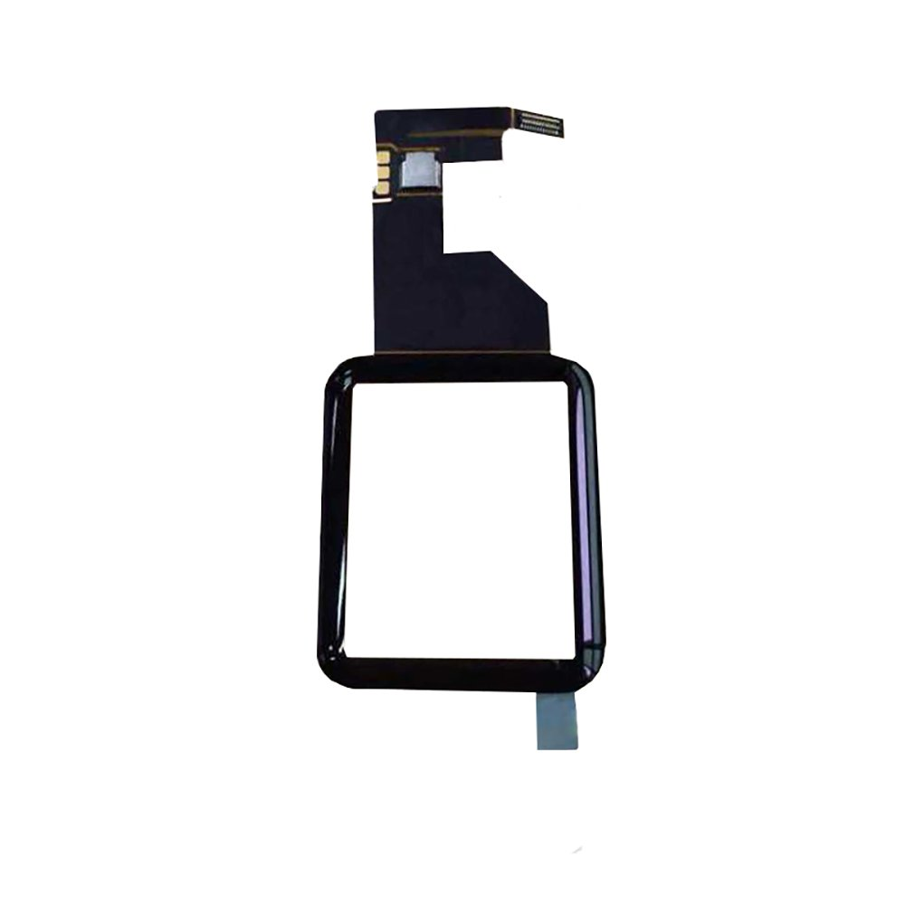 Lot of 5 Black Digitizer Touch Screen Apple Watch 38mm by Group Vertical