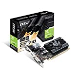 MSI GAMING GeForce GT 710 2GB GDDR5 64-bit DirectX 12 Low Profile Graphic Card (GT 710 2GD5 LP)