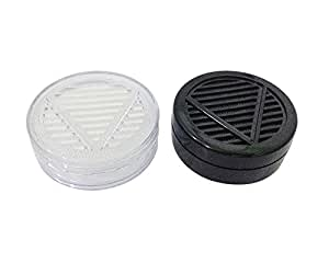 Round Cigar Humidifer Black