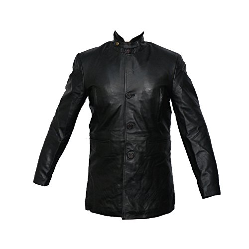 9a35223ba PRLWRS Mark Wahlberg Max Payne Real Leather Coat Jacket. hot sale ...