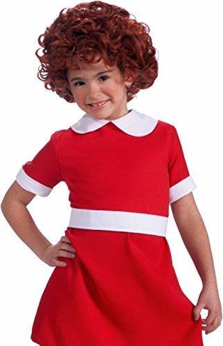 Annie Kids Costumes Wig (Annie Wig Costume Accessory)