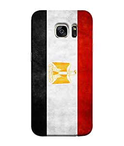 ColorKing Football Egypt 07 Multi Color shell case cover for Samsung S7 Edge