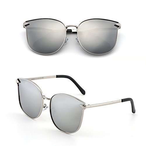 3408c1d1bf Amazing Gafas de sol de las señoras de la marea nuevos vidrios de cara  redondos del