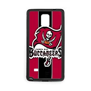 GGMMXO Tampa Bay Buccaneers Phone Case For Samsung Galaxy note 4 [Pattern-5]