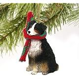 Australian Shepherd Tiny One Christmas Ornament Tricolor