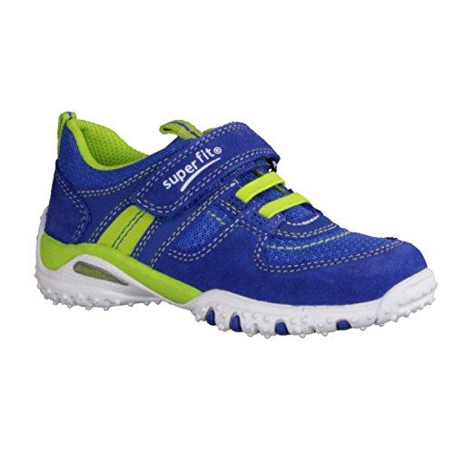 Superfit Baby Jungen Sport4 Mini Sneaker Blau