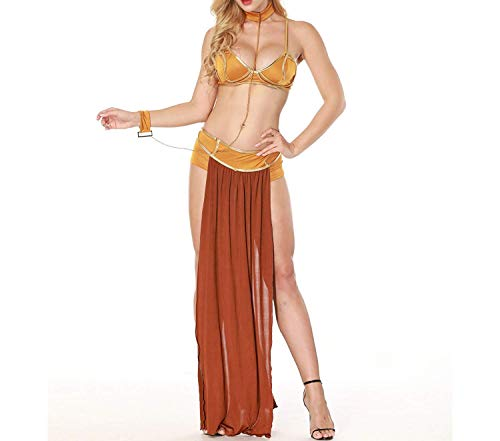 Joyhul Great Style Ladies Sexy Nightdress Cosplay Arabian