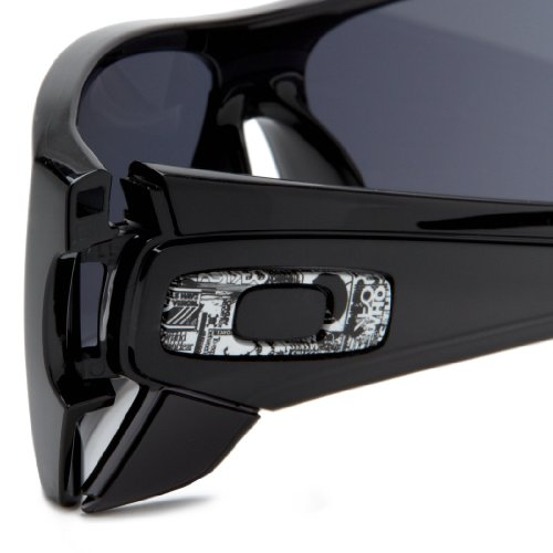 Ink Black de Blac Lunettes soleil Oakley Black Batwolf S3 Iridium Black 70SxSRw