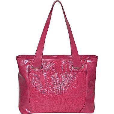 buxton-regina-crocodile-computer-tote-bag-pink