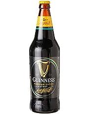 Guinness Foreign Extra Stout Beer Quart Bottle, 640ml