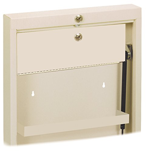 Omnimed 291574-BG Narcotics Distribution/Storage Cabinet, Beige by Omnimed