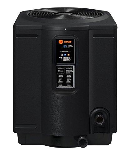 Titanium Exchanger Btu Heat (TRANE TR21474T Residential Pool Heat Pump Titanium 140,000 BTU AHRI)