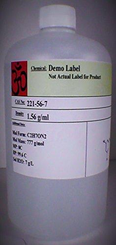 Glycerin 500 mL (16 oz amber glass bottle)