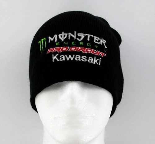 Pro Circuit Team Monster Beanie Black