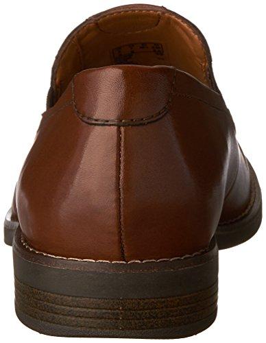 Men's Step CLARKS On Becken Loafer Tan Slip H6EwUdq