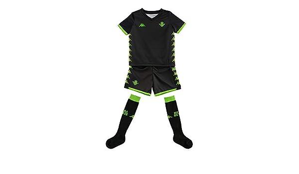 Kappa Kombat Kit Away Betis Conjunto, Niños: Amazon.es: Ropa y ...