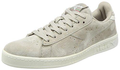 Low Grigio Unisex Game Sneaker Erwachsene S Grau Hals Diadora Argento xXSn1q8B8