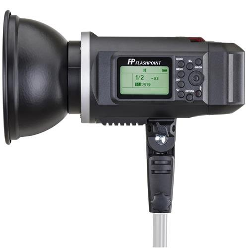 Flashpoint XPLOR 600 HSS Battery-Powered Monolight with Built-in R2 2.4GHz Radio Remote System (Bowens Mount) by Flashpoint (Image #1)