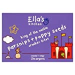 Ella's Kitchen Parsnips & Poppyseeds...