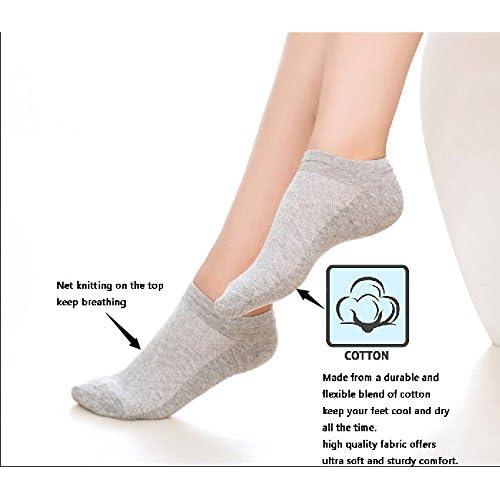 10 Pair Women Cotton Sneaker Low cut Summer Socks