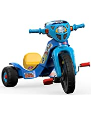 Fisher Price Nickelodeon PAW Patrol Lights and Sounds Trike
