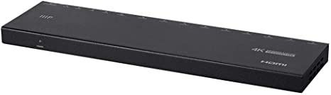 Monoprice Blackbird 4K HDMI 1x8 Splitter Extender over Cat5e and Cat6 with IR