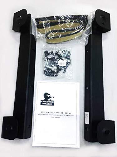 BLACK HORSE RBB-GM roll bar tonneau Cover Base Bracket for GMC Trucks
