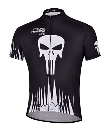 Jersey Short Sleeve Ghost Tooth Size XXL(CN) ()