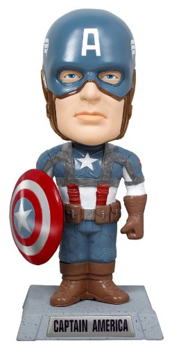 Funko Captain America Movie Wacky Wobbler