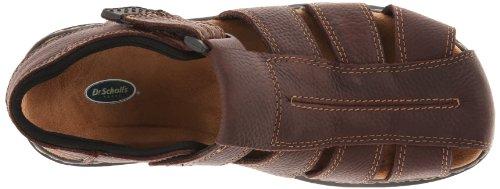 Dr Men's Brown Scholl's Sandal Gaston Fisherman CqnBx1gC7w