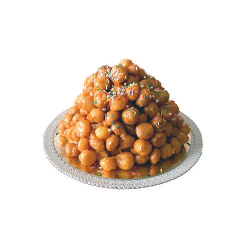 Nuccio Struffoli (Italian Honey Balls) 16 oz by Nuccio (Image #1)