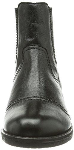 Marc Shoes Lorena Damen Chelsea Boots Schwarz (100 Black)