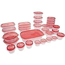 TakeAlongs Food Storage Set- 62 pc Dishwasher Microwave Safe