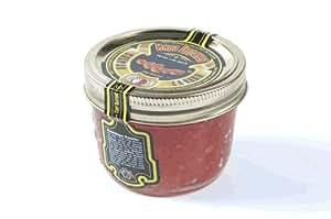 Tsar's Salmon (Red) Caviar 200 g (7 oz.) jar