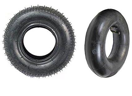 Amazon.com: 2,8/2.5 – 4 neumático y tubo interior para ...