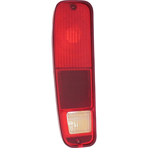 Tail Light compatible with Ford F-Series 73-79 Econoline Van 75-91 Lens and Housing Left Side ()