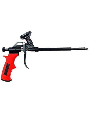 hexoutils hx39379 pistola de espuma de poliuretano revestimiento de teflón, variable