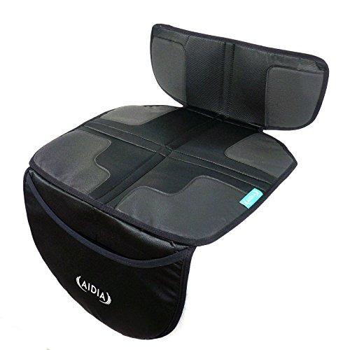 Aidia EZpocket Low Back Car Seat Protector, Black ()