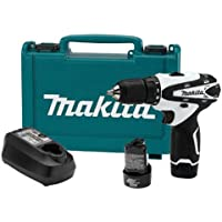 Makita Fd02W Lithium Ion Cordless Driver Drill Benefits