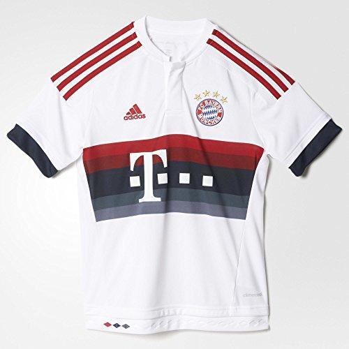 Adidas Youth 2015 Bayern Munich Fc Away Jersey – DiZiSports Store