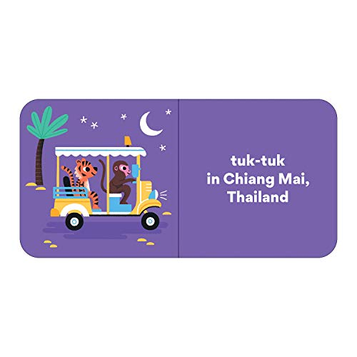41iegyIkg2L - Little Traveler Board Book Set