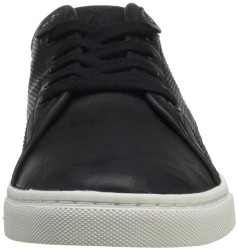CK Jeans Men's Hartman Sneaker,Black/Blue,8.5 M US